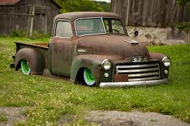 Sometimes You Just Want A Cool Truck: Ryan's Patina 1951 GMC