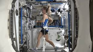 COLBERT Is The Second Generation US Treadmill On Space Station It Features Data Collection Devices That Will Allow Scientists And Doctors To Evaluate