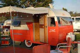 Photos Of Beautiful Vintage Travel Trailers