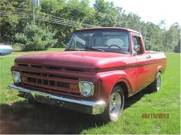1961 Ford 1/2 Ton Pickup For Sale | ClassicCars.com | CC-364623 1961 Fordtruck 12 61ft2048d Desert Valley Auto Parts Rboy Features Episode 3 Rynobuilts Ford Unibody Pickup F100 Shortbed Big Back Window Pinterest C Series Wikipedia F600 Grain Truck Item J7848 Sold August Ve Truck Ratrod Hot Rod Custom F 100 Black Satin Paint From Keystone Photo 1 Dc3129 June 20 Ag Ford Swb Stepside Pick Up Truck Tax Four Score F250 Cool Stuff Trucks Trucks E