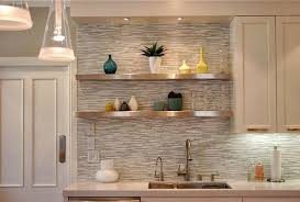 Fun Ideas For Kitchen Shelving