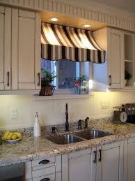 kitchen curtain ideas houzz