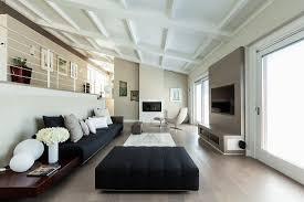 modernes offenes wohnzimmer in bild kaufen 12536435