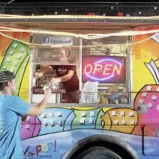 100 Food Trucks Tulsa Eat Street Will Welcome 40 Food Trucks To The Blue
