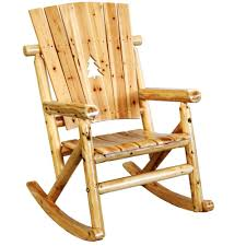 100 Unique Wooden Rocking Chair Leigh Country Aspen Wood Patio With Pine Tree