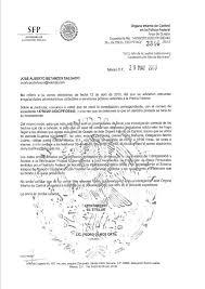 Acuse De Recibo Carta Bvrd Notificacion Hecho Relevante