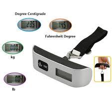 max poids 50 kg mini poche de poche électronique numérique hanging