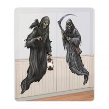 Halloween Scene Setters by Cemetery Scene Setter Add On By Amscan Halloween Costumes