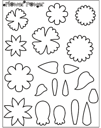 Flower Power 2 Coloring Page