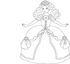 Coloriage Barbie Les Beaux Dessins De à Imprimer Et Colorier