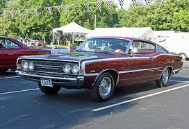 1968 Ford Torino GT SportsRoof Fastback 3 Of 9