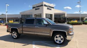 100 Pre Owned Chevy Trucks 2015 Chevrolet Silverado 1500 LTZ Crew Cab Pickup In Waco