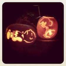 Snoopy Halloween Pumpkin Carving by Snoopy U0026 Woodstock Pumpkin Carving Halloween Pinterest