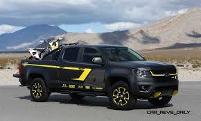 2015 Chevrolet Colorado Motocross Concept By By Ricky Carmichael