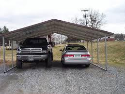 Double Carports Two Car Carports