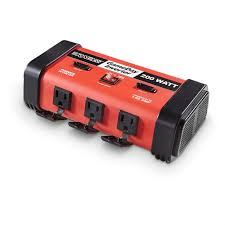Rally® 200 - Watt Gameday Power Inverter - 233902, Power Inverters ... How To Install A Car Power Invter Youtube Autoexec Truck Super03 Desk W Power Invter And Cell Phone Mount Consumer Electronics Invters Find Offers Online Equipment Spotlight Provide Incab Electrical Loads What Is The Best For A Semi Why Its Wise Use An Generator For Your Food Out Pure Sine Wave 153000w 24v 240v Aus Plug Cheap 1000w Find Deals On Line At Alibacom Suppliers Top 10 2015 12v Review Dc To Ac 110v 1200w Car Charger Convter