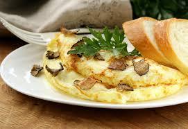 comment cuisiner la truffe omelette aux truffes recette facile marcia tack