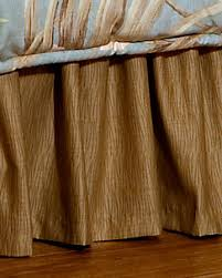 Bed Skirt With Split Corners by Martinique Bedding By Thomasville Home Fashions P C Fallon