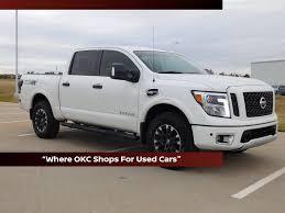 2017 Nissan Titan PRO Oklahoma City OK 27066950