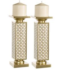 candle centerpieces for dining table amazon com