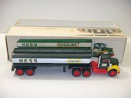100 Hess Truck Toy 1972 RARE Gasoline Oil On Sale 50000 USD Aj