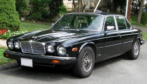 Jaguar Sovereign V12 5 3 luxury limousine