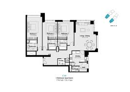 C Floor Plans by Floor Plans Executive Towers Business Bay By Dubai Properties