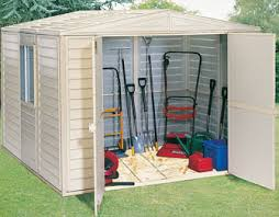 Duramax Storage Shed Accessories by Duramax Sheds Greenhouses Metal Garages Vinyl Sheds