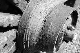 100 Tire By Mark Cart Axle By Calitz