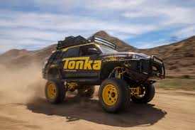 100 Tonka Truck Videos LifeSize Toyota 4Runner Is A Toy For Grownups Motor Trend
