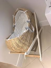Peter Rabbit Bedding by Peter Rabbit Moses Basket Perfect Condition In Newton Mearns