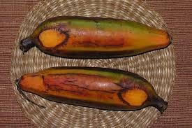 cuisiner des bananes plantain gratin de fei banane plantain au lait de coco une foodie à tahiti