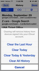 GUIDE How To Selectively Clear Your Safari Browsing HISTORY