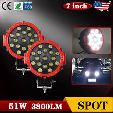 Driving Lights For Trucks by Car U0026 Truck Fog U0026 Driving Lights For Mitsubishi Grandis Ebay