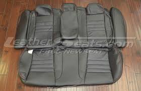 Dodge Charger Leather Interiors