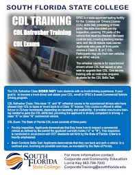 Pam Jessiman - Career Center Specialist - South Florida State ... Truck Driver Traing School Asheville Charlotte Hickory Winston Kllm Trucking Refresher Course Best Image Kusaboshicom Cdl Requirements How To Get A Commercial Drivers License In Colorado Winter Driving Tips For Roadmaster Realistic Healthy Eating Habits For Otr Cdlxpress Cdla Fresher Course Napier Class A Hamilton Oh Your In 20 Days Drive 509 Cbi Lake Land College Pam Jessiman Career Center Specialist South Florida State