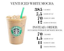 Iced Pumpkin Spice Latte Nutrition Facts by Kacey Luvi What To Order