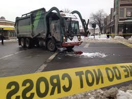 100 Garbage Truck Youtube 4YearOld Boy Struck Killed By In Albany WAMC