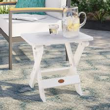 Sol 72 Outdoor Anette Folding Plastic/Resin Side Table & Reviews ... Chaise Lounges And Sling Chairs Webstaurantstore Patio At Lowescom Atlantico Plastic Resin Lounge For Pool Deck Patios Safavieh Pmdale Natural Brown Folding Wood Outdoor Chair Tips Beautiful Garden Decor With Lowes Lawn Wooden Composite Bench Chase And Small Table Pvc 15 Best Heavy Duty Pink White Foldable Amazoncom Hl Rattan Steel Bistro Set Parma Diy Upcycled Fniture Accsories Tifforelie