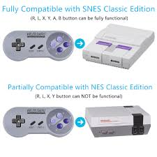 Amazoncom Zeato 24GHz Wireless Controller For SNES Classic