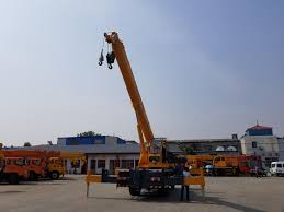 12ton Telescopic Boom Truck Mounted Crane - Buy 12ton Truck Crane ...