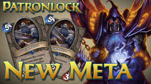 Warrior Hearthstone Deck Grim Patron by Hearthstone Decks Patronlock Patron Warrior Replacement Youtube