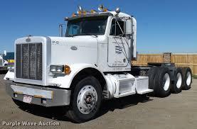 100 Used Headache Racks For Semi Trucks 1996 Peterbilt 379 Semi Truck Item DD5943 SOLD October