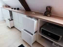 sous bureau avant après un duplex valorisé et optimisé mezzanine attic