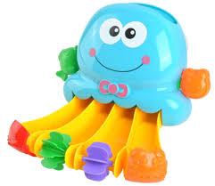 badespielzeug wasserfall krake station dusche pool badezimmer spielzeug für babys oktopus saugnapf krake dusche spielzeug für kinder wasserstation