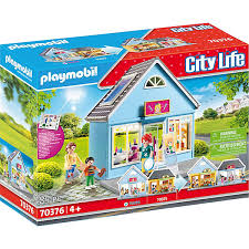 playmobil city 70376 mein friseursalon playmobil city