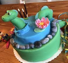 loch ness torte kuchen ideen dessert ideen feuerwehrmann