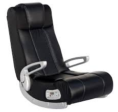 X Rocker II Wireless SE 2.1 Video Gaming Rocking Foldable Floor Chair With  2 Speakers And 4