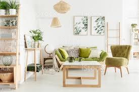 gemütliche grüne wohnzimmer stockfoto und mehr bilder behaglich