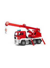MAN Fire Engine Crane Truck With Light And Sound Module | Categories ... Amazoncom Playmobil Ladder Unit With Lights And Sound Toys Games 8piece Kids Portable Fire Truck Pretend Play Toy Set W Upc 018005255 Nylint Machine Water Cannon Memtes Electric Sirens Sounds Bru03590 Bruder Scania R Series Engine With Slewing Effect Youtube Of 2 Tender Rescue New For Boys Man Crane Light And Module Categories Vintage Nylint Sound Machine Fire Truck Vintage 15 Similar Items